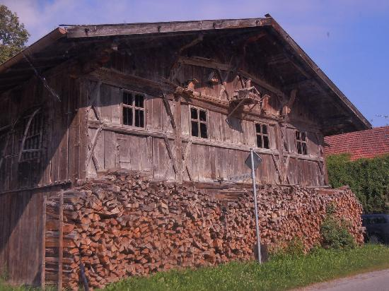 Like Us Tours: Old Bavarian house
