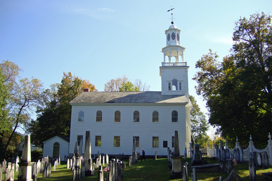 ‪Old First Congregational Church‬