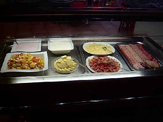 Metzgereigasthof Rebstock : More breakfast