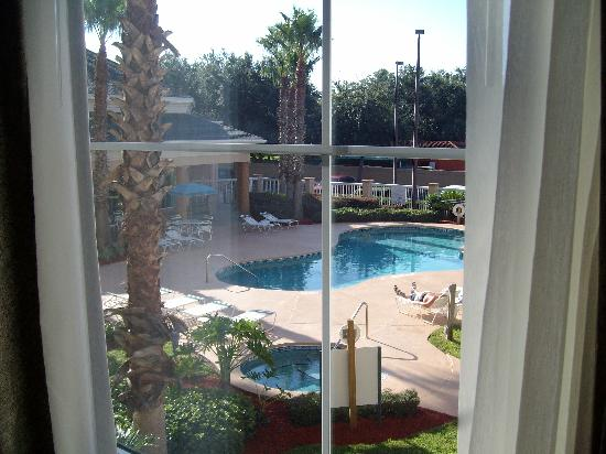 Hawthorn Suites by Wyndham Orlando Lake Buena Vista: Pool View