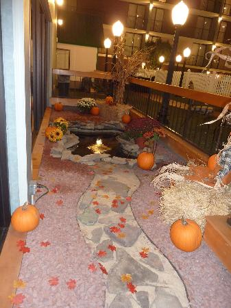 Holiday Inn Auburn - Finger Lakes Region: Decorations for Halloween