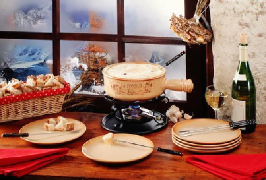 Au Pas de L'Alpette: la cuisine terroir