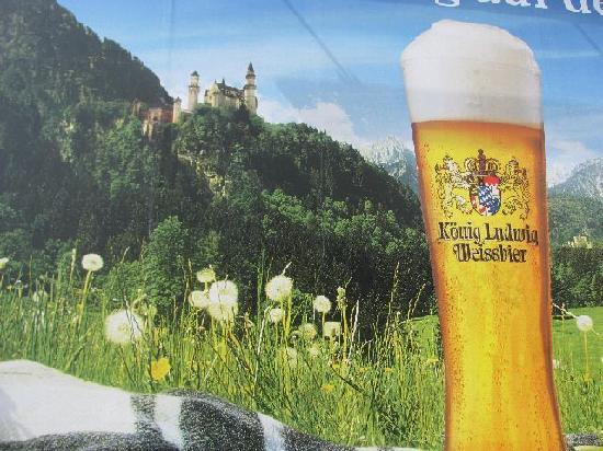 Konig Ludwig Schlossbrauerei: commercial