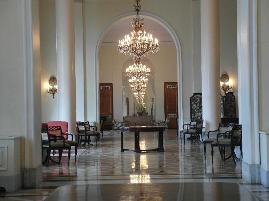 Belmond Copacabana Palace: Copacabana Palace, im Salon