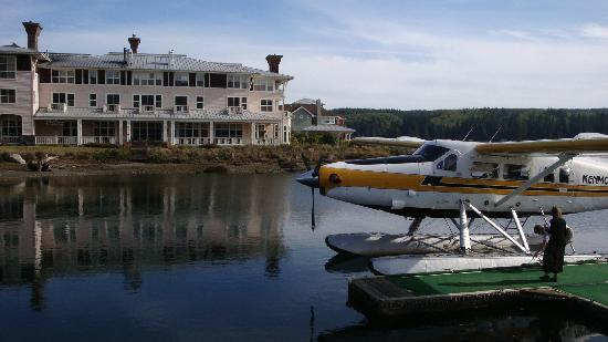 The Resort at Port Ludlow: Kenmore Air with Inn at Port Ludlow