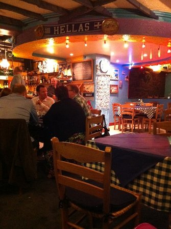 Image Christo's Greek Taverna in North East Scotland