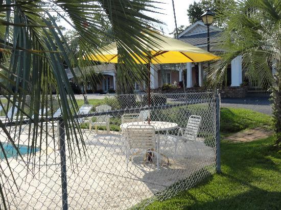 Lake Marion Inn: Pool Side