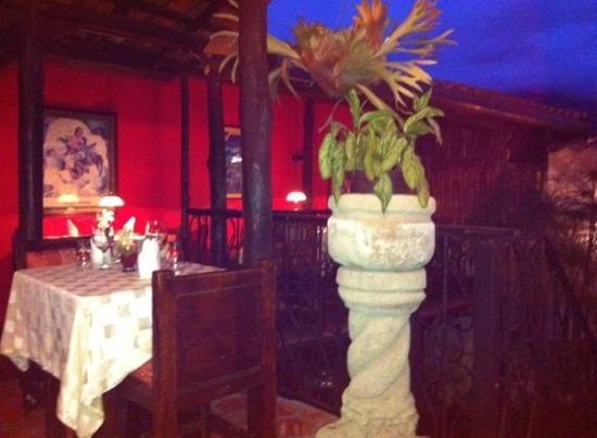 Restaurante La Abadía: la abadia