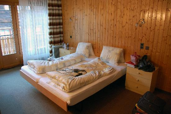 Kur & Ferienhaus Volksheilbad: Room