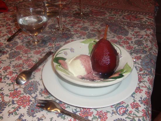 Le Clos de Lucy : Dessert