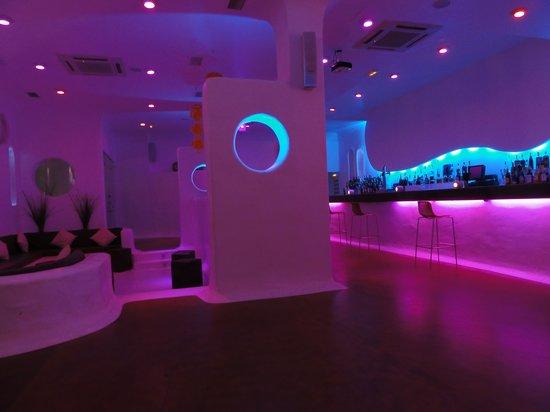 Marea Terraza Lounge Bar : Indoors