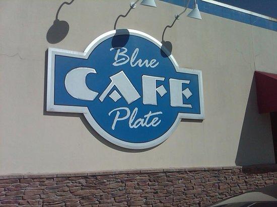 Blue Plate Cafe Huntsville Al Menu
