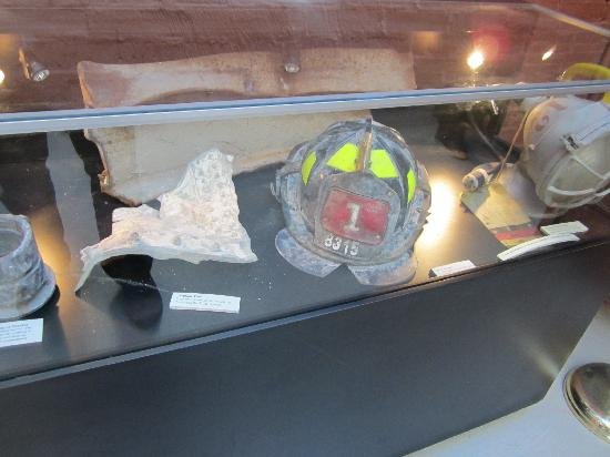 New York City Fire Museum : items