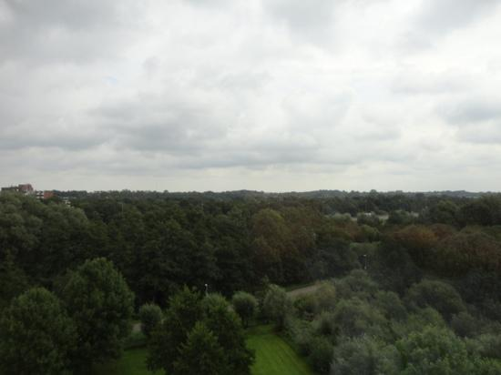 Hampshire Hotel - Plaza Groningen: view from our room.