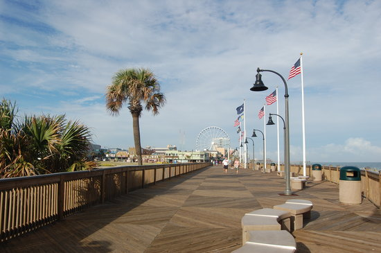 Myrtle Beach Boardwalk Promenade 2018 All You Need To Know Before Go With Photos Tripadvisor