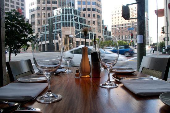 Cucina Rustica : Where fine wine meets great food