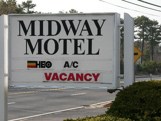 Welcome to Midway Motel