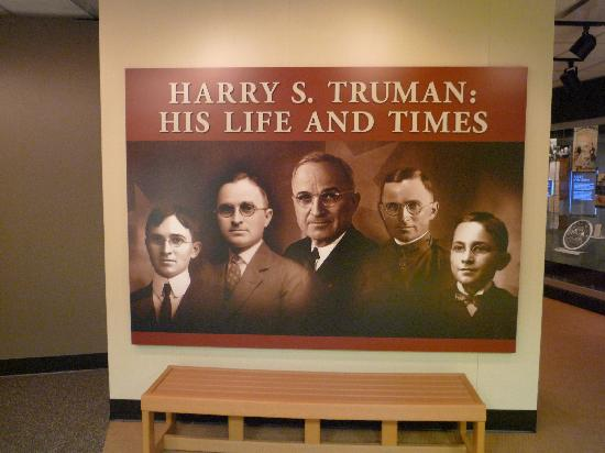 where did harry truman live