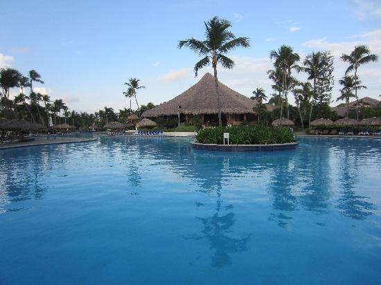 Club Med Punta Cana: the pool
