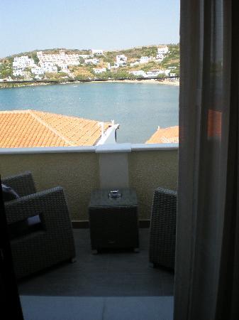 Krinos Suites Hotel: θεα απ το δωμάτιο