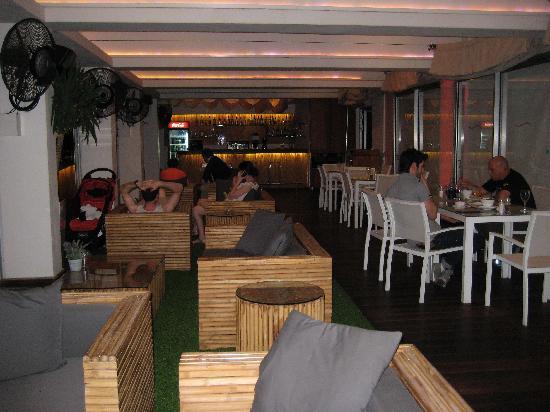 Alexander Tel-Aviv Hotel: Rooftop terrace