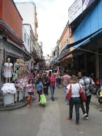 Saara Shopping District: Shopping in the Saara