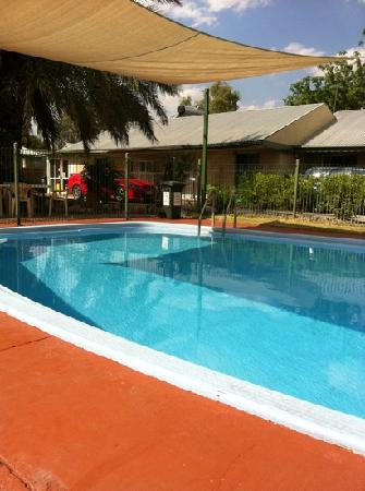 Alice Motor Inn: pool