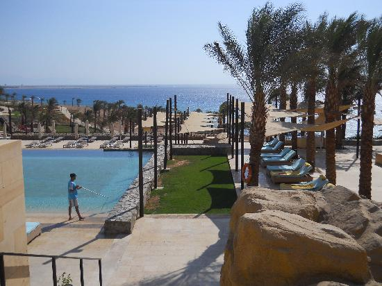 Le Meridien Dahab Resort: Many pools to choose from