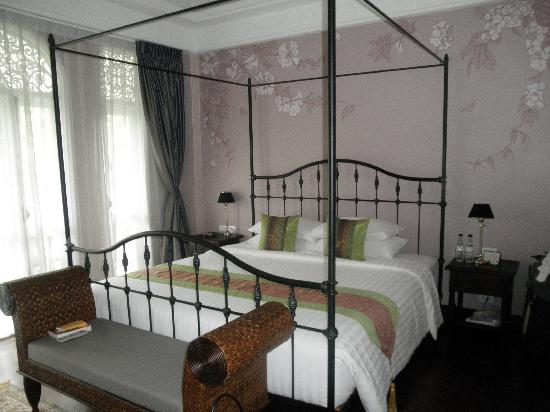 Ping Nakara Boutique Hotel & Spa: Deluxe room