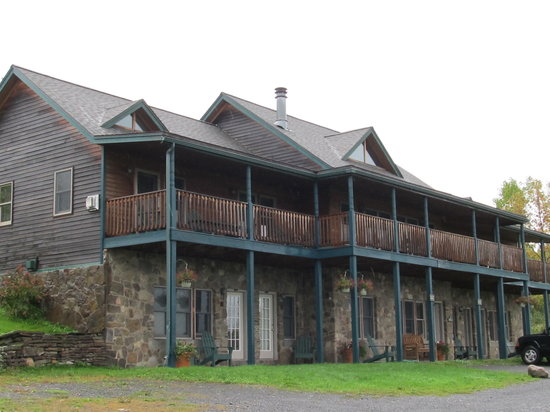 The Inn at Grist Iron: The Lodge