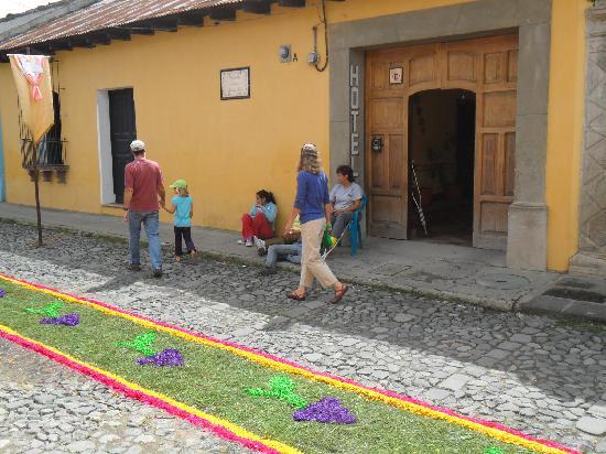 Hotel Casa Maria Jose: En el Corazón de Antigua