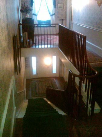 Morrill Place: Staircase - 2nd Fl.
