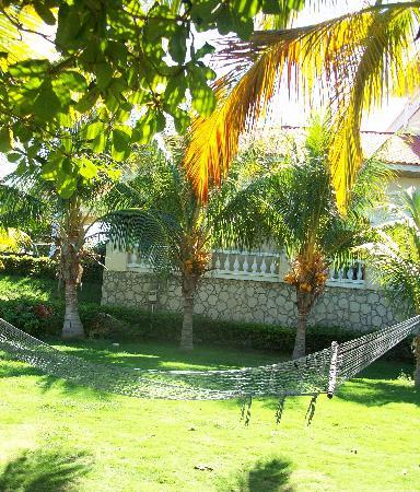 Paradisus Princesa del Mar Resort & Spa: Hammock