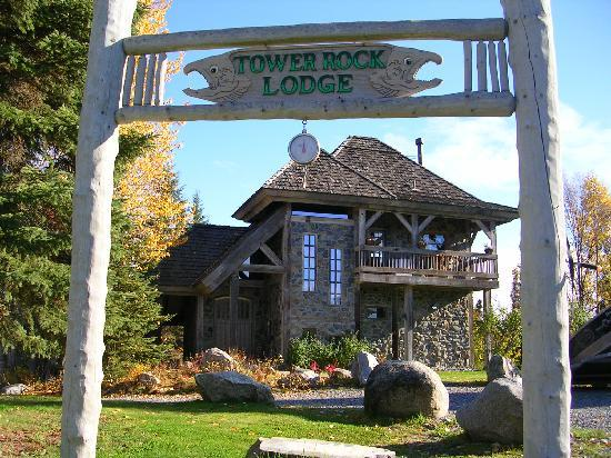 Tower Rock Lodge: Tower Rock