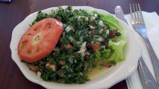 Mediterranean Grill DTW