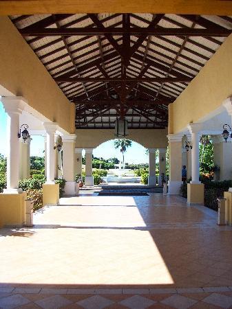 Paradisus Princesa del Mar Resort & Spa: entrance