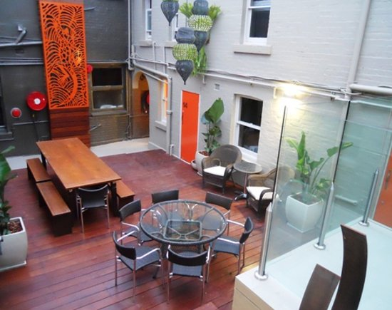 Photo of Backpackers HQ Sydney
