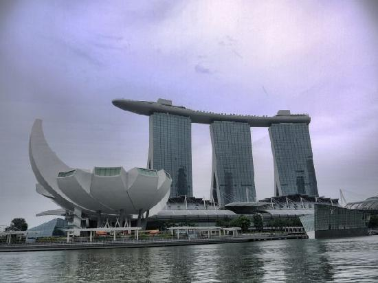 casino in marina bay sands