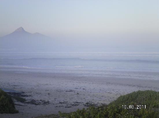 Atlantic Breeze: just before sunrise