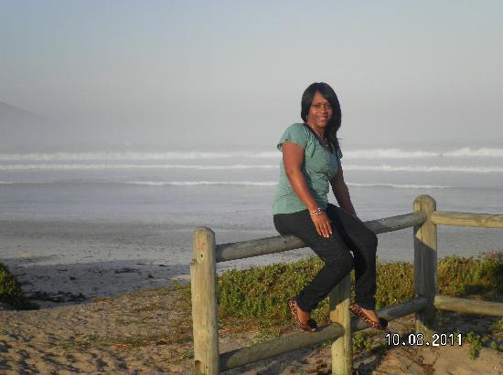 Atlantic Breeze: I'm here with Table Mountain in my sites
