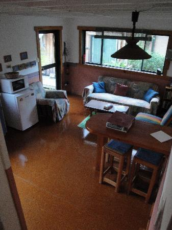 Wainui Lodge: Dining/Lounge Area