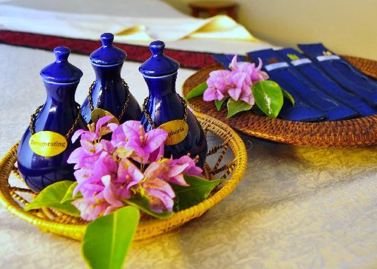The Oberoi Sahl Hasheesh: Spa Indulgence at The Oberoi, Sahl Hasheesh