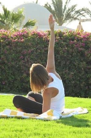 The Oberoi Sahl Hasheesh: Yoga at The Oberoi, Sahl Hasheesh
