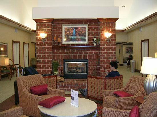 Homewood Suites by Hilton Newark/Wilmington South: Aufenthaltsraum/ Lobby