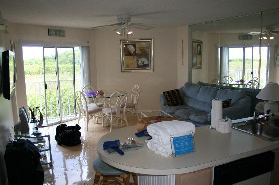 Ocean Pointe Suites At Key Largo Our Condo