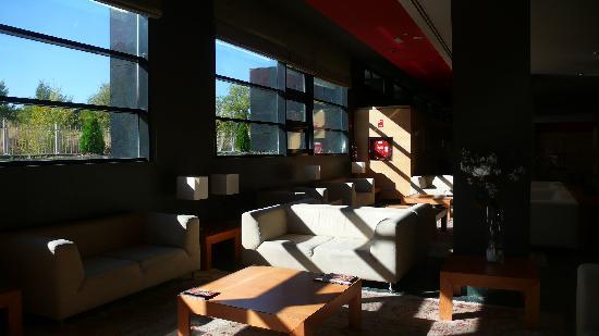 ILUNION Pio XII: Hotel