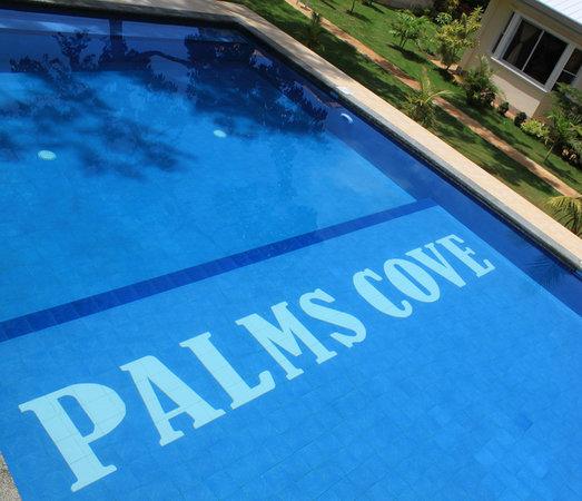 Palms Cove Bohol: スイミング・プール