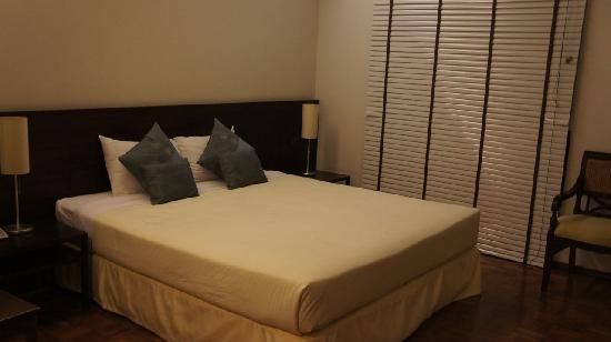 Baan Silom Soi 3: ベッド