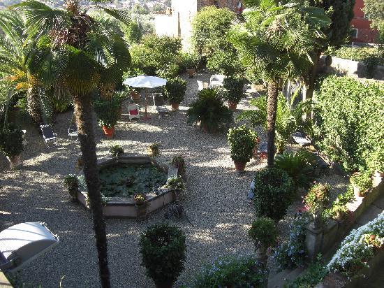 Villa Sermolli Garten