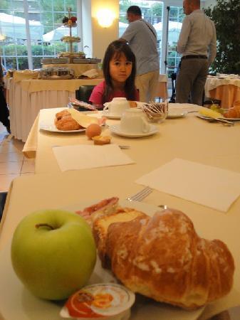 Hotel Giardino d'Europa : breakfast